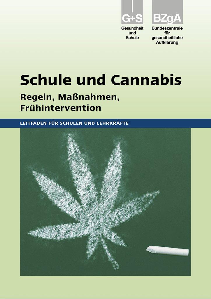 Schule und Cannabis